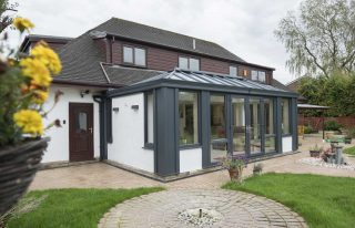 Solid Conservatory Roofs Hereford
