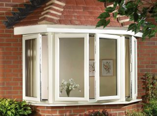 uPVC bow and bay windows Hereford