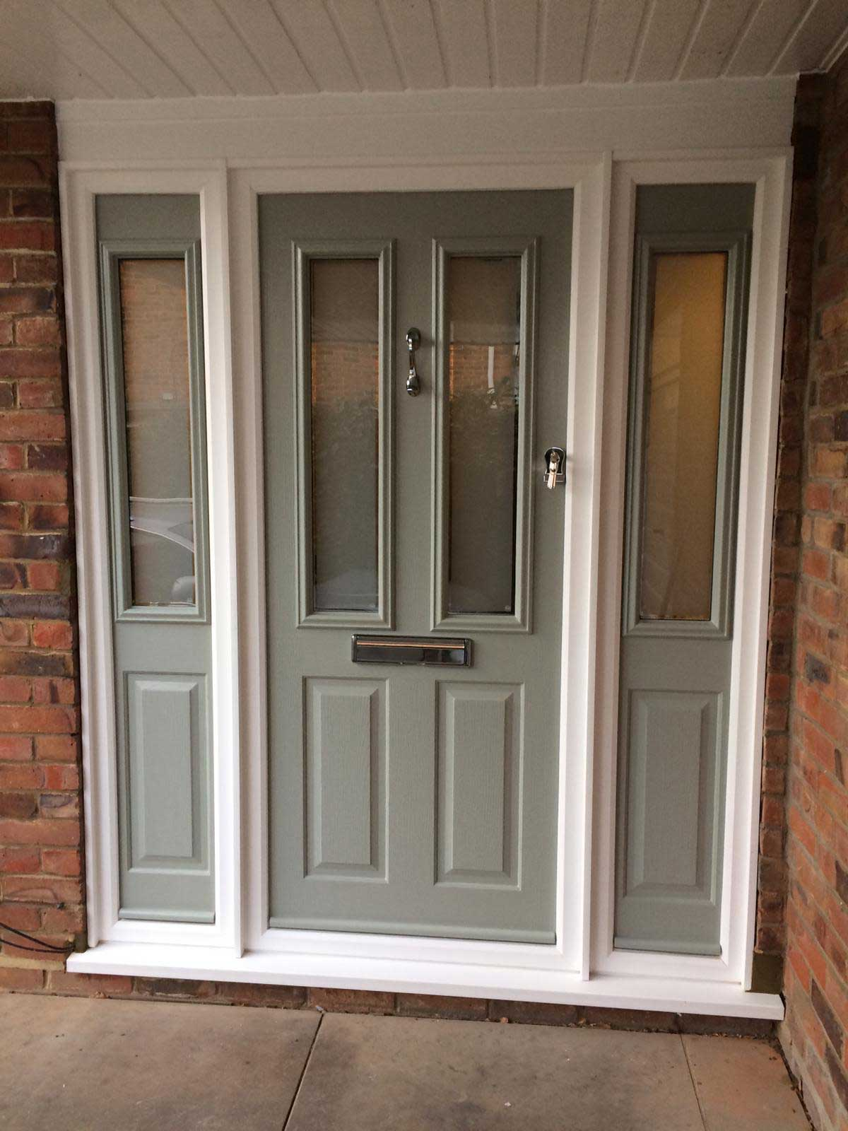 solid core composite doors hereford