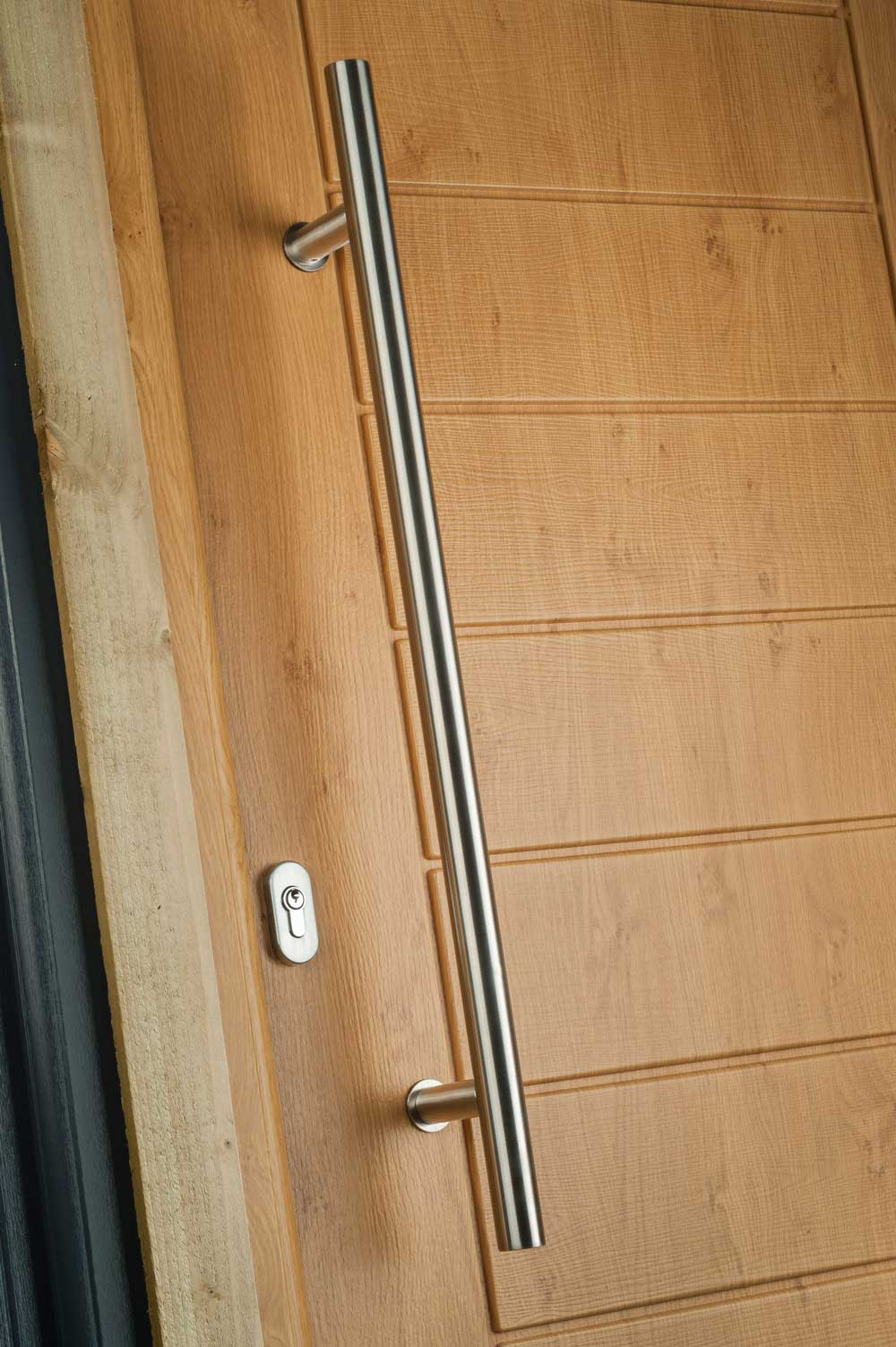Secure front doors hereford