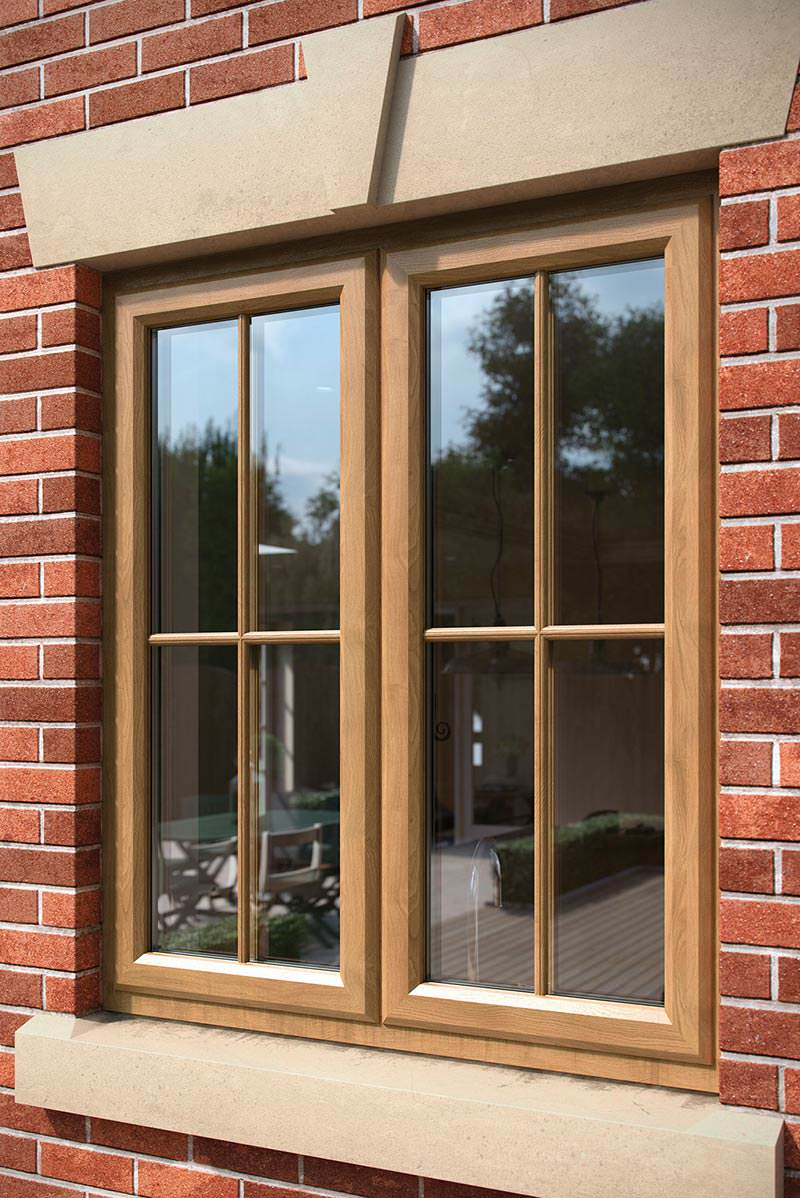 Double Glazed Casement Windows Supply Only Hereford