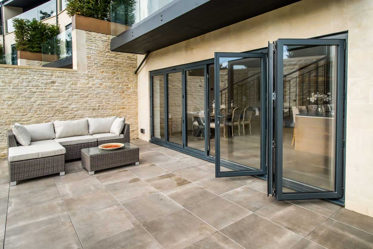 Bifolding Doors Hereford