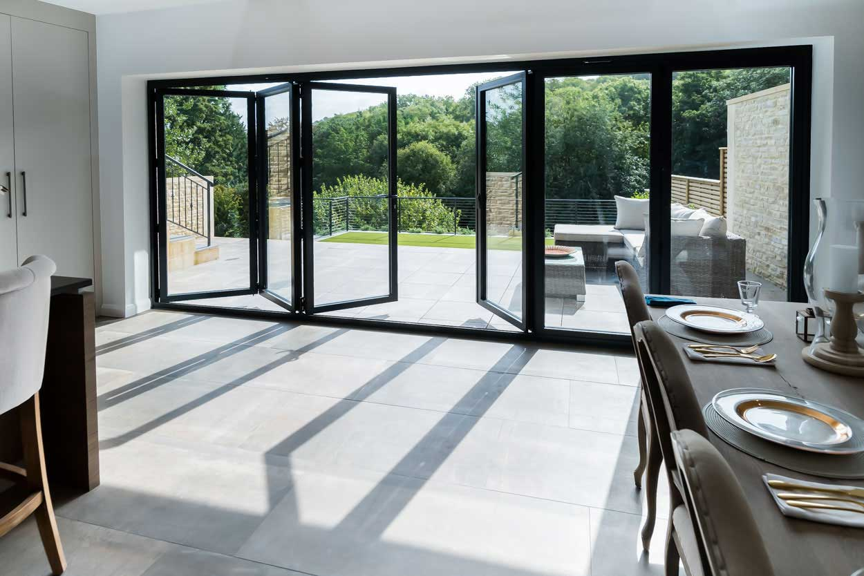 Supply Only Bifold Door Quotes Hereford