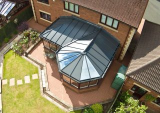 Solid Conservatory Roofs Supply Only Hereford