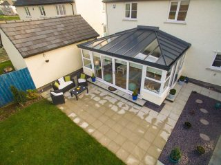 Ultraframe Conservatory Roofs Hereford