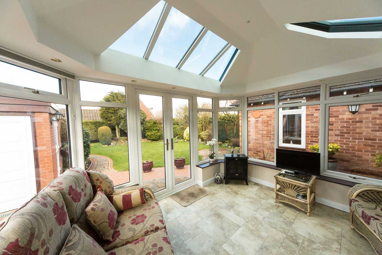 Solid Conservatory Roof Prices Hereford