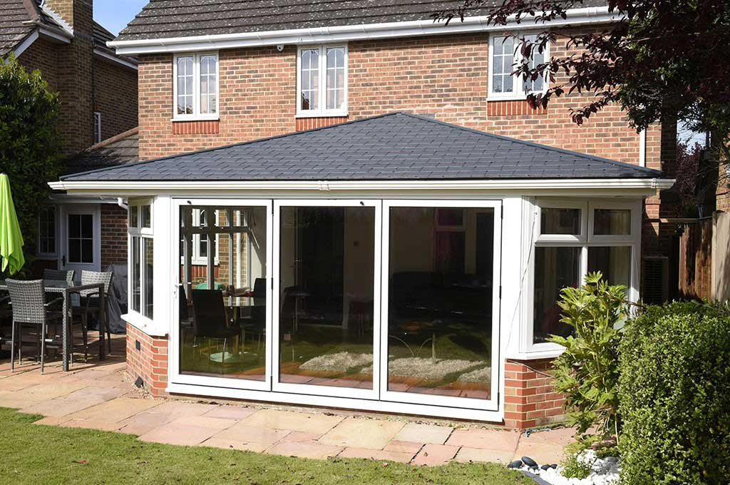 Tiled Conservatory Roof Supply Prices