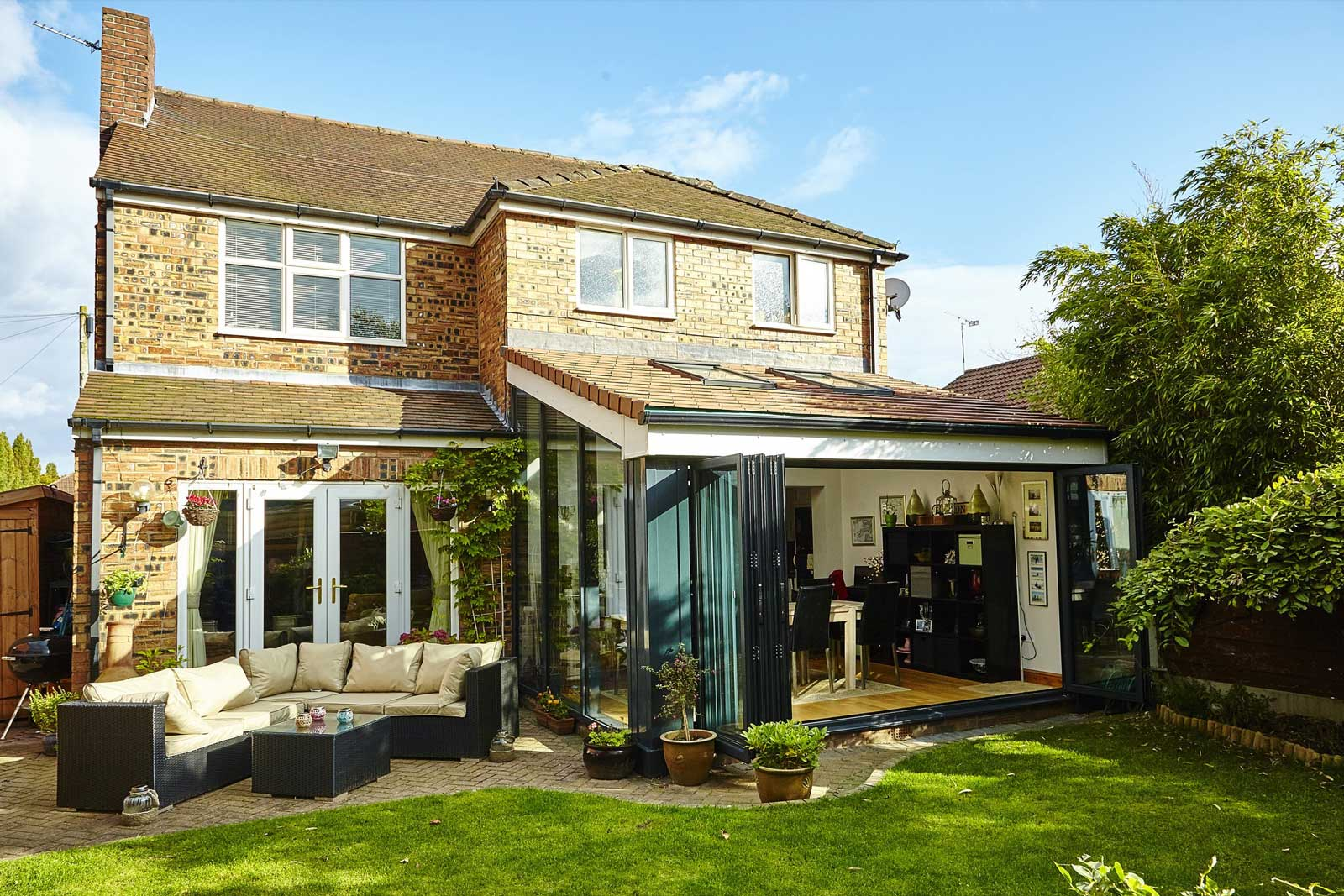 Bespoke Tiled Conservatory Roofs Hereford